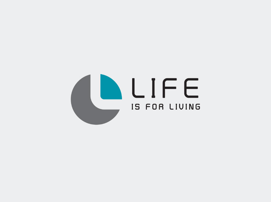 Life Is For Living logo