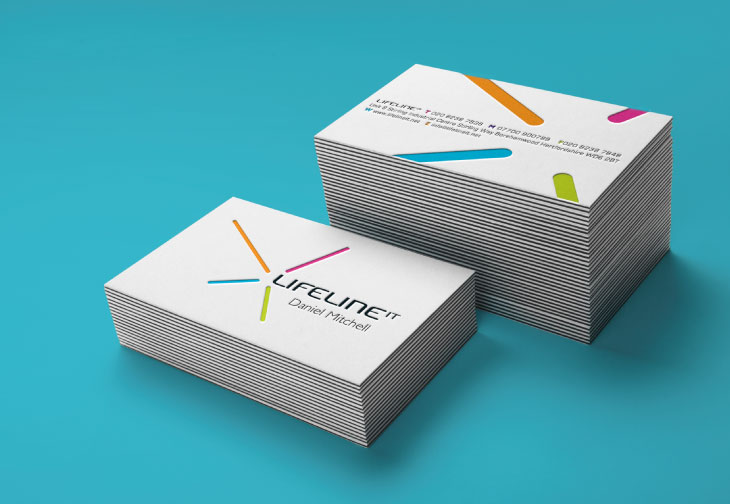Lifeline IT-Business Cards