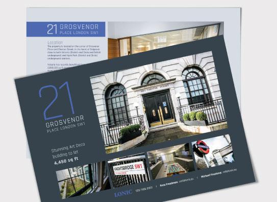 Lonic property brochure