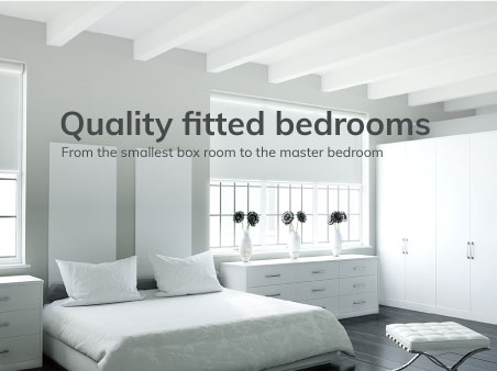 Mill Hill Bedrooms fitted bedroom furniture