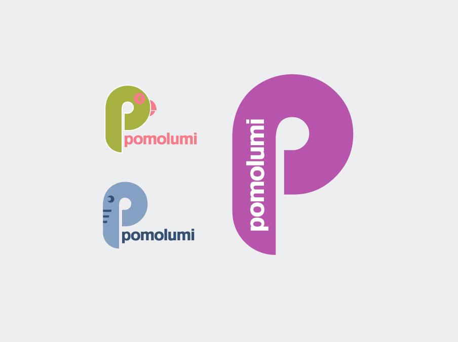 Pomolumi logo