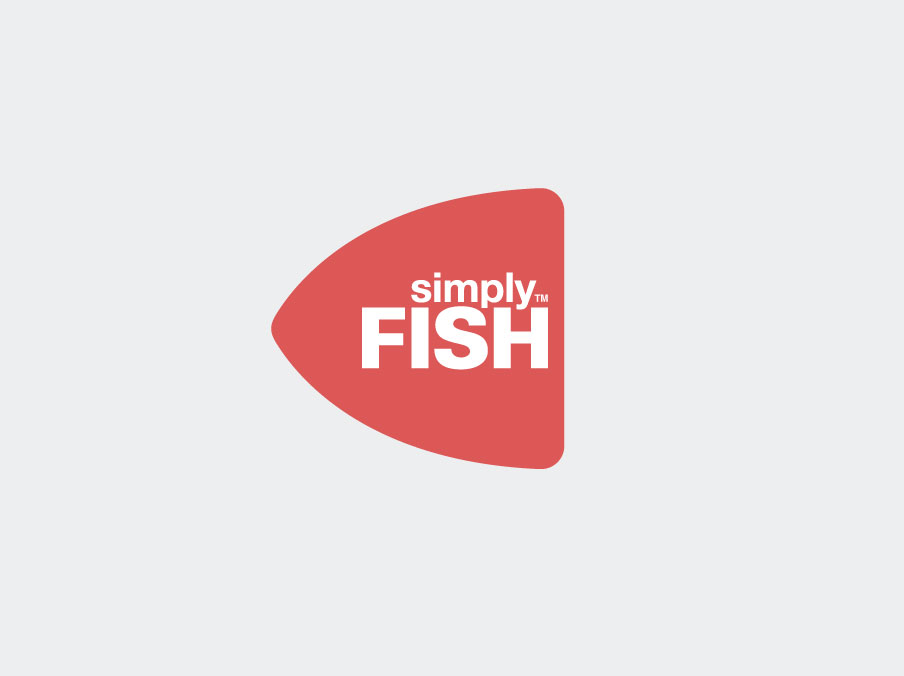 Simply Fish logo