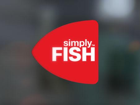 Simply Fish restaurant logo