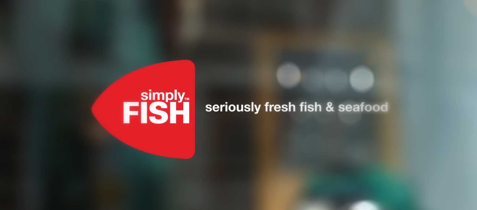 Simply Fish restaurant - logo